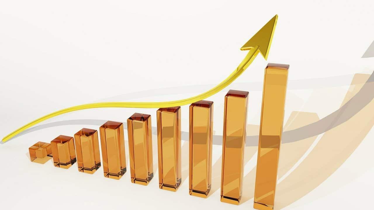 graph, growth, finance